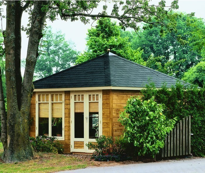 Lugarde Prima Demy Summerhouse 3.6x3.6m including Floor