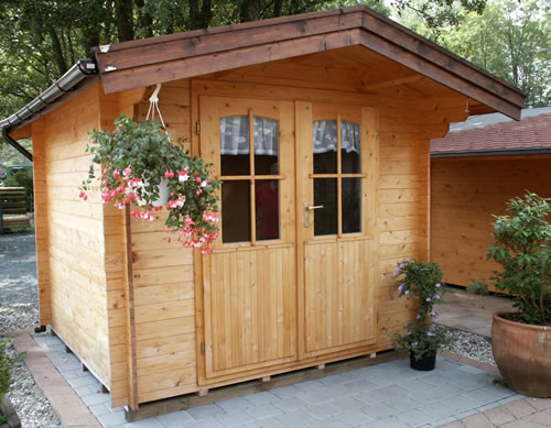 Goteborg log cabin