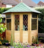 J-Class Georgian Summerhouse 8'10x7'7
