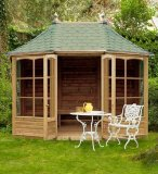 J-Class Harrogate Summerhouse Pavillion 8'10x11'11