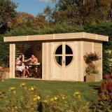 Connor Log Cabin 4.5mx2m