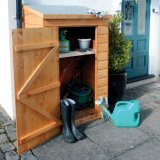 Rowlinson Mini Store Shed 3'x2'