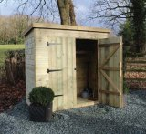 Malvern Tidystore Shed 6'x3'