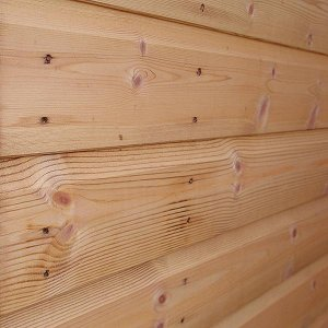12mm deal pine cladding