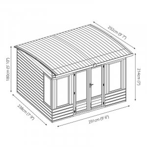 Helios Summer House 10x8