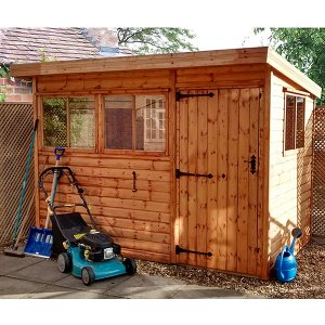 Holt Pent Shed