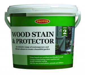 Protek Wood Stain and Protect 5L