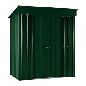 Lotus Metal Pent Metal Shed 6'x4'